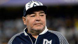 Diego Maradona falleció el 25 de noviembre de 2020 a los 60 años