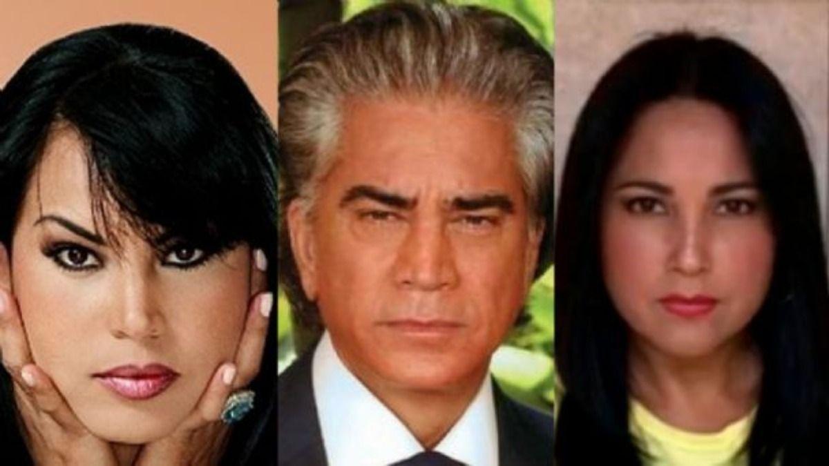 El Puma José Luis Rodríguez y sus hijas no tienen contacto desde hace años.