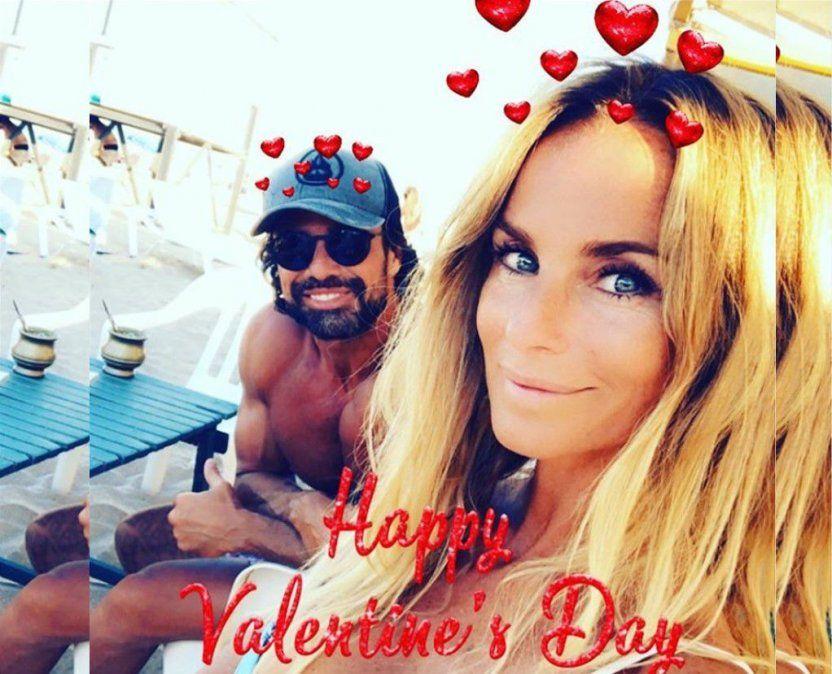 ¡Triunfó el amor! Sabrina Rojas confirmó la reconciliación con Luciano Castro