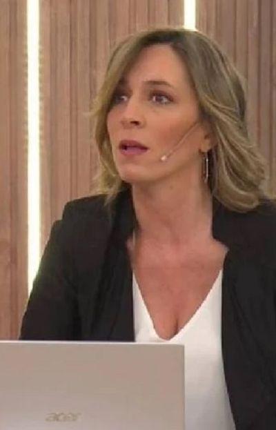Graciela Alfano a Sandra Borghi: ¿... Siempre la tenés que cagar?