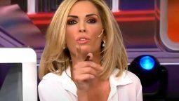 Viviana Canosa muy enojada por el aborto