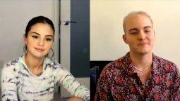 Selena Gómez lanzó videoclip de Past Life junto a Trevor Daniel