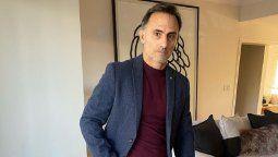 Diego Latorre dio positivo a Covid-19
