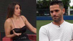 Fernando Gago se habría mudado con su amante