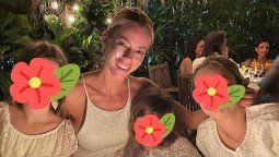 Nicole Neumann negó haber celebrado su cumpleaños con una mega fiesta en Miami