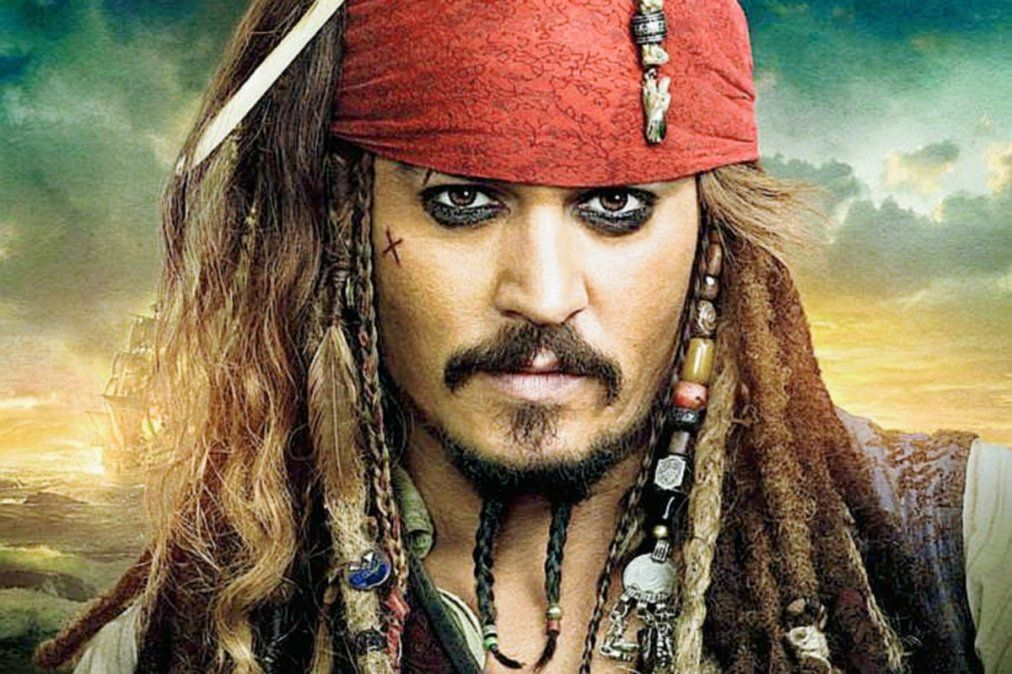 Johnny Depp está lejos de protagonizar Piratas del Caribe 6