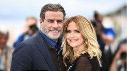 Ben es hijo de John Travolta y Kelly Preston