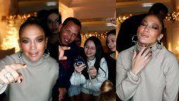 ¡A gozar! Jennifer Lopez reacciona con sus hijos a su nuevo tema