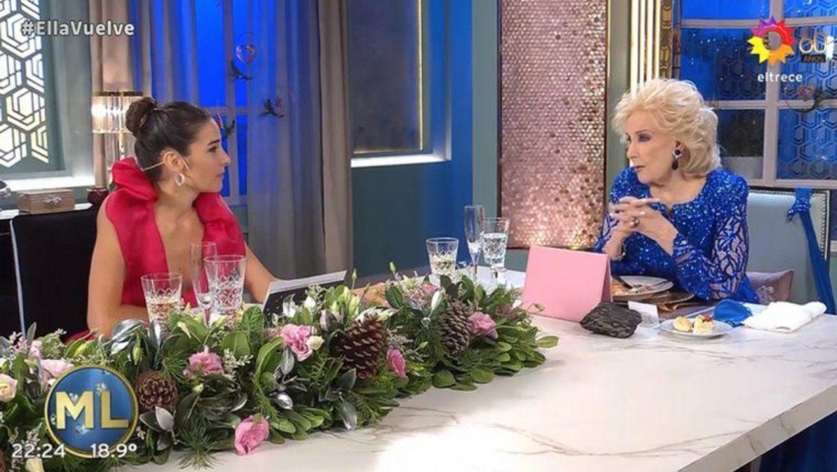 Juana Viale y Mirtha Legrand
