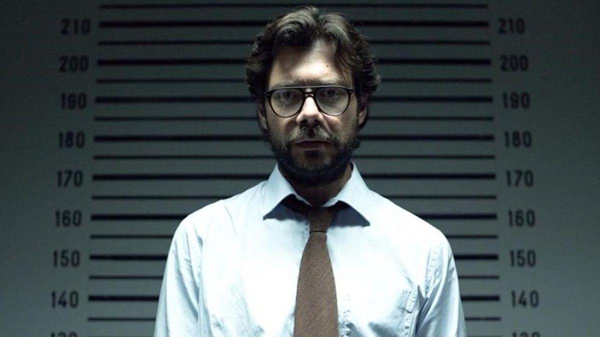Rumores de que me matan: El Profesor de La Casa de Papel habla de la última temporada