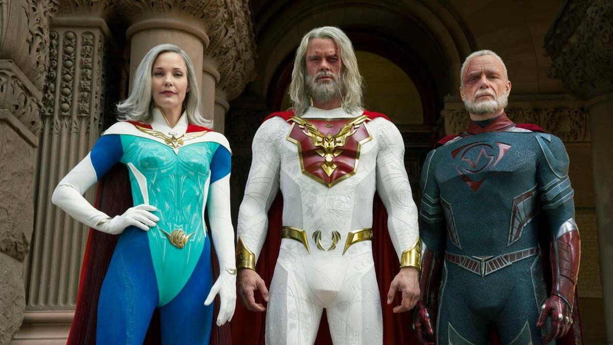 El Legado de Júpiter estrenó su primera y única temporada en la plataforma Netflix hace un mes