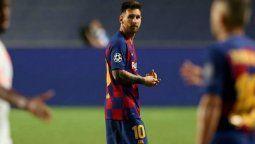 ¡Directo! Lionel Messi: Estoy un poco cansado de ser siempre el problema de todo en el club