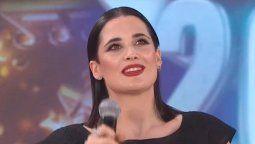 Flor Torrente volvió a la pista del Cantando 2020 y le respondió al locutor, Martín Salwe