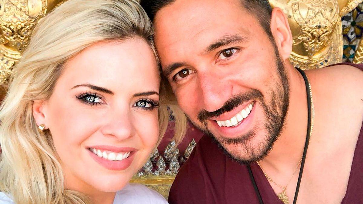 Una montaña rusa.. Alejandra Maglietti habló de su relación con Jonás Gutierrez