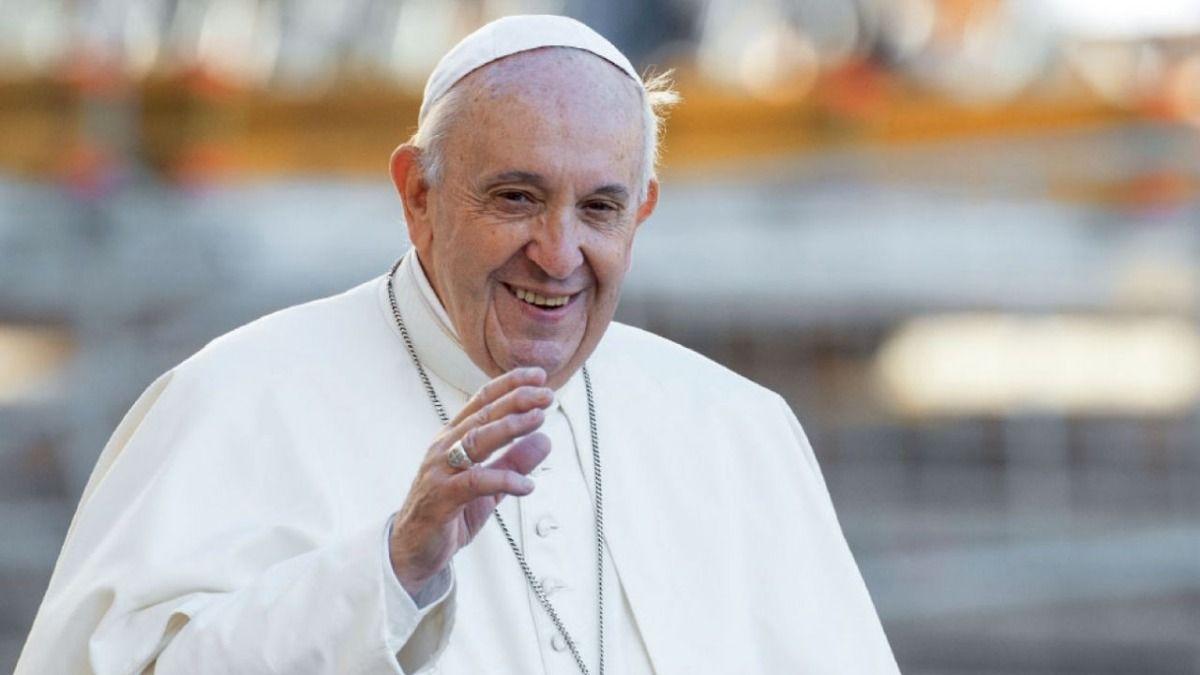 El Papa Francisco envió un mensaje horas antes del debate por la ley del aborto