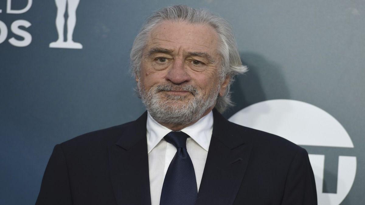 El actor Robert De Niro tiene problemas financieros y con su ex mujer