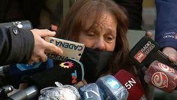 La madre de Chano Marina Charpentier se presentó en la fiscalía junto a su pareja José Ottonello