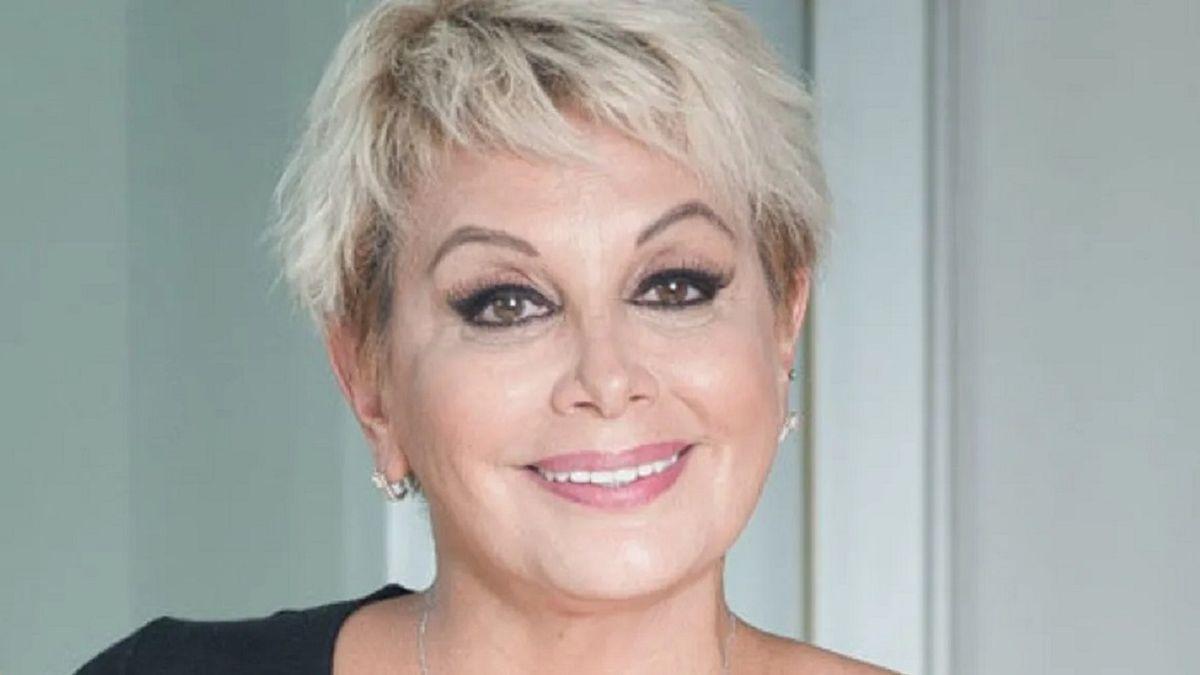 Carmen Barbieri apoyó a Guillermina Valdés luego de su cruce con Pampita