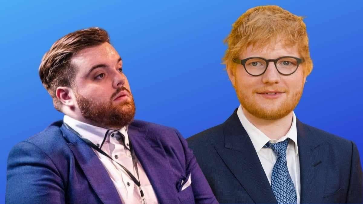 Ed Sheeran sorprendió a Ibai Llanos por un comentario acerca de España