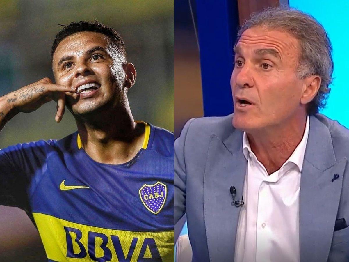 ¡Sin miramientos! Óscar Ruggeri criticó a un jugador colombiano
