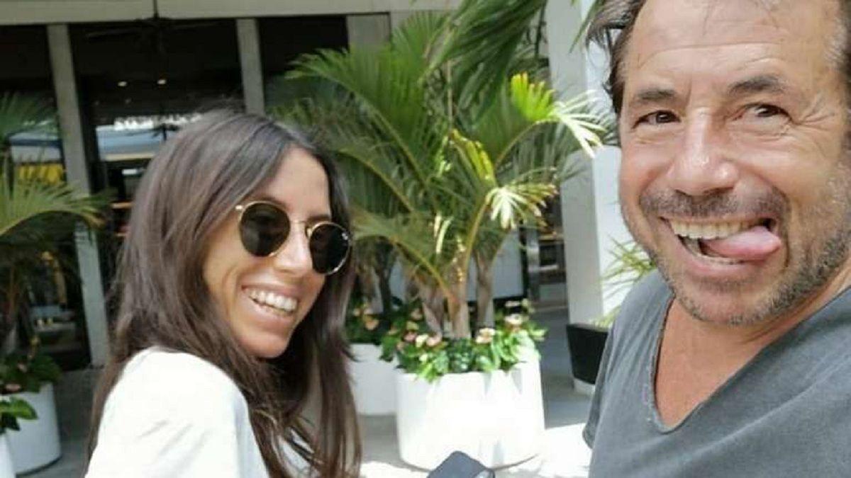 El homenaje de Ricky Sarkany a su hija Sofía