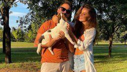 Grego Rossello rompió la convivencia con su novia