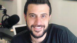 Diego Leuco recordó su cita con Andrea Rincón