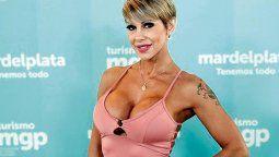 Mónica Farro se prepara para una dolorosa cirugía