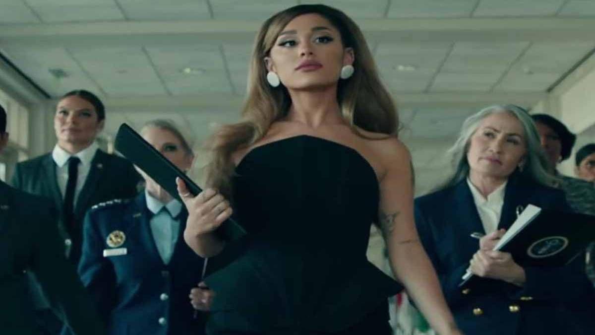 ¡Con conciencia! Ariana Grande invita a sus compatriotas a votar