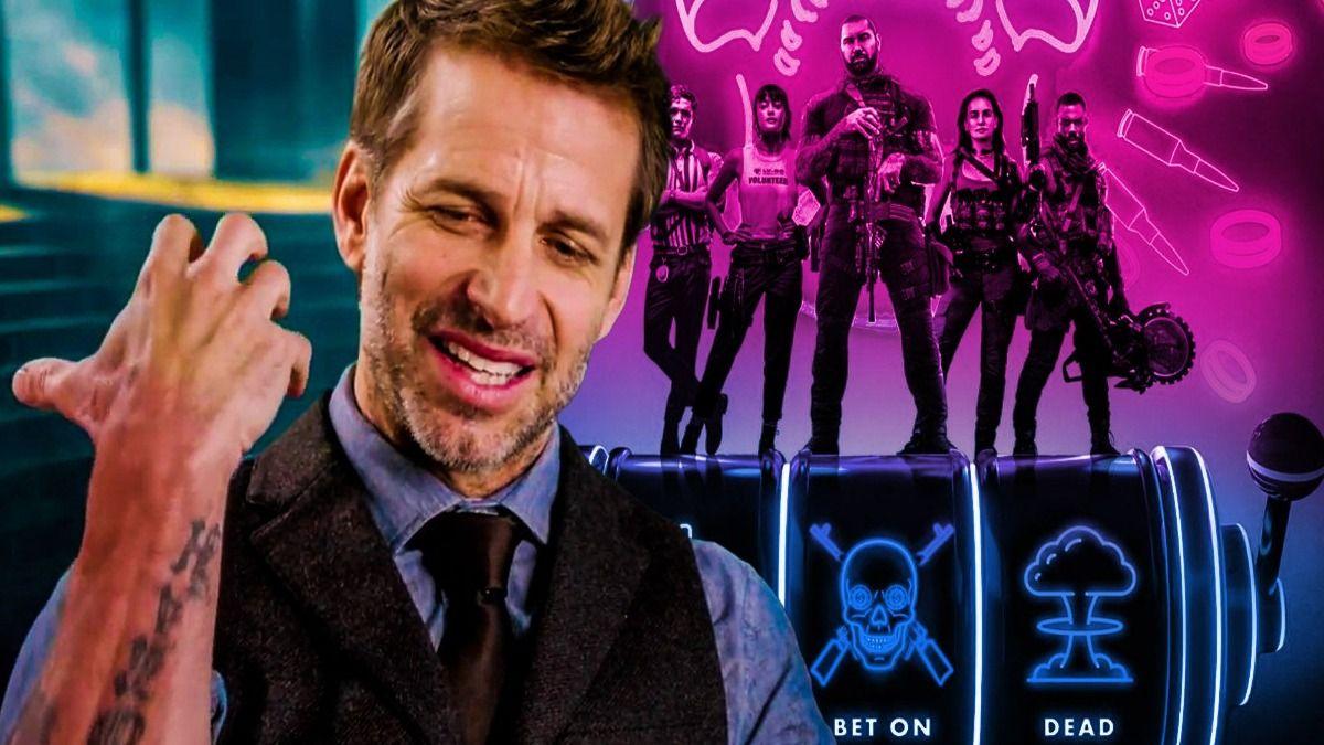 El ejercito de los muertos en la cinta que Zack Snyder estrenará por Netflix