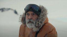 El actor George Clooney estrenará el próximo 23 de diciembre Cielo de medianoche