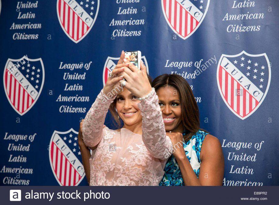 Jennifer Lopez y Michelle Obama se unen con un fin electoral