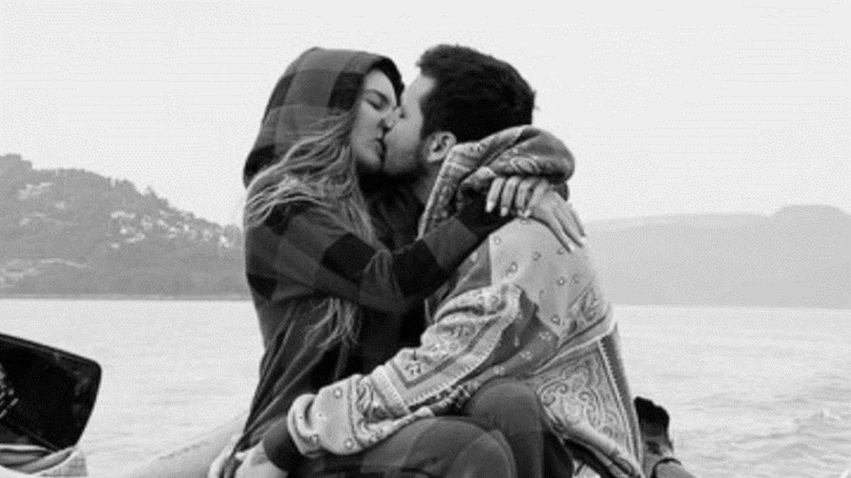 ¡Un mar de llanto! Belinda cuenta sus sentimientos por Christian Nodal