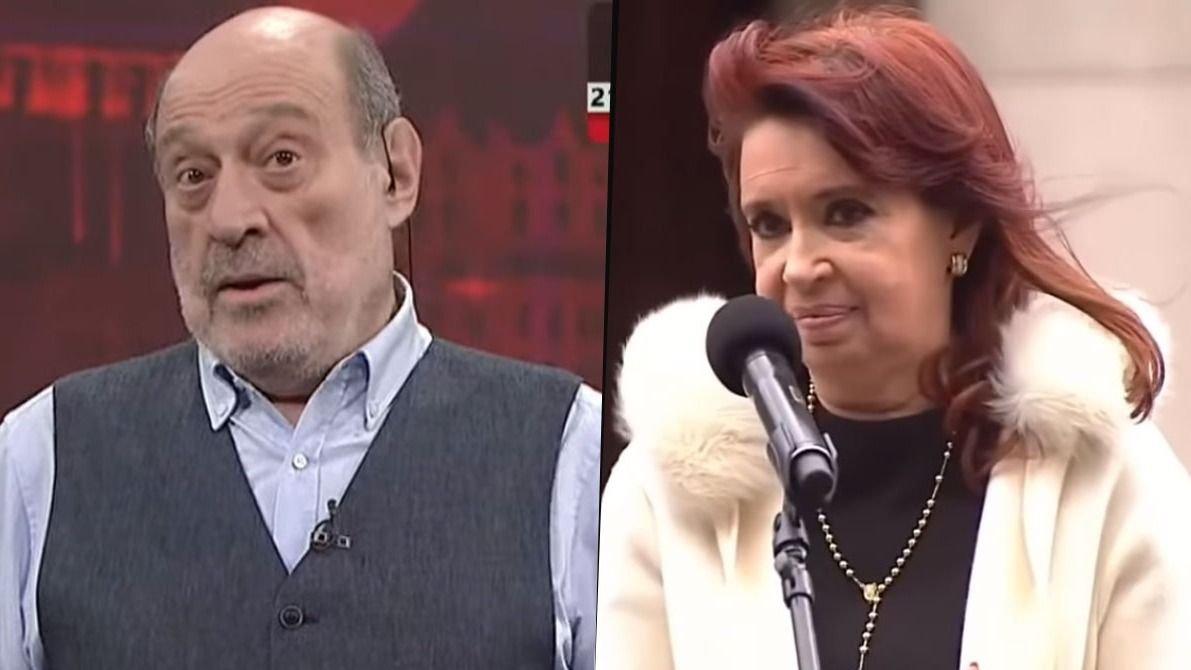 Alfredo Leuco arremetió contra Cristina Kirchner: Está a un paso de poner de rodillas a la Justicia