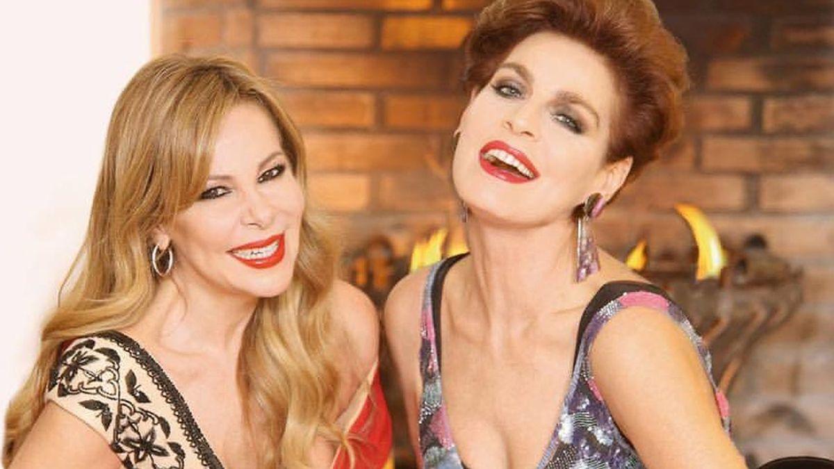 Ana Obregón y Antonia Dell Atte