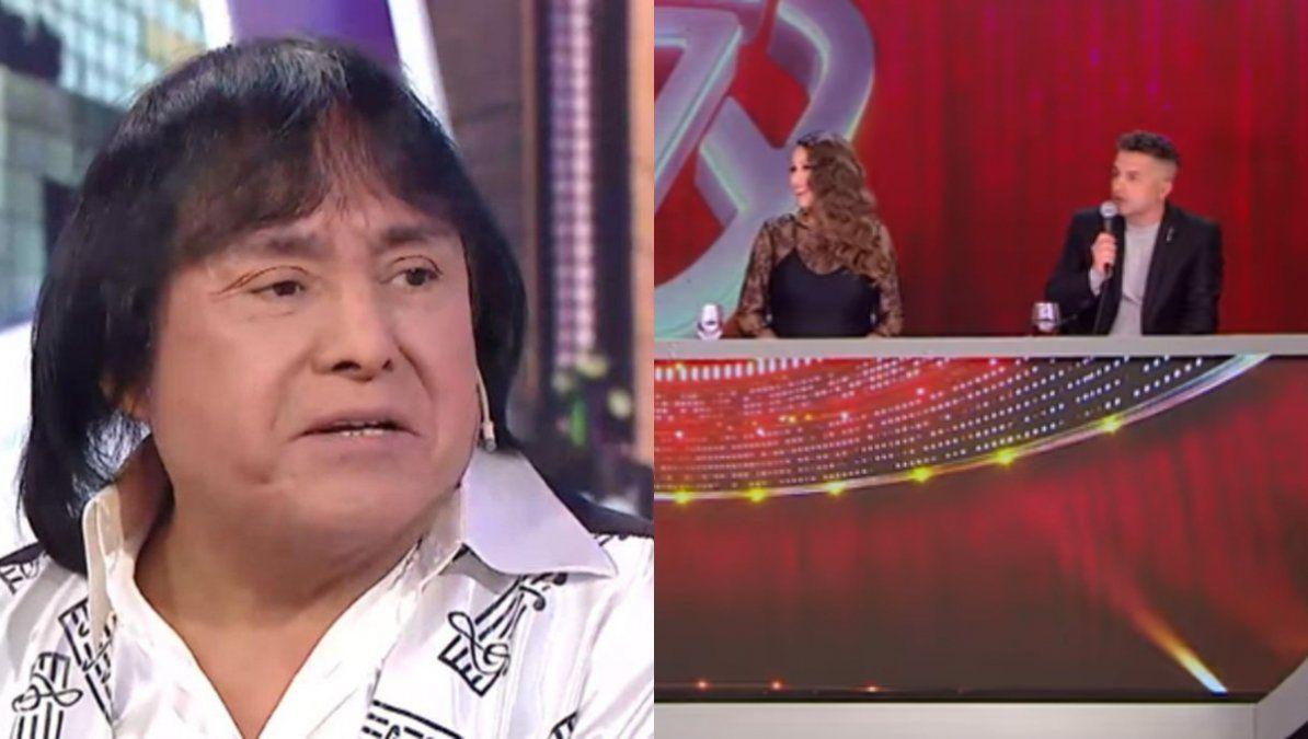 Ricky Maravilla opinó sobre el jurado de La academia