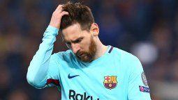 Lionel Messi y el nuevo giro que dio la novela de su salida del Barcelona