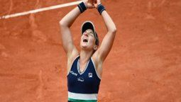 la tenista Nadia Podoroska pasó a las semifinales del Roland Garros