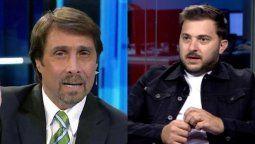 La furia de Diego Brancatelli tras aparecer en la lista de vacunados VIP publicada por Feinmann