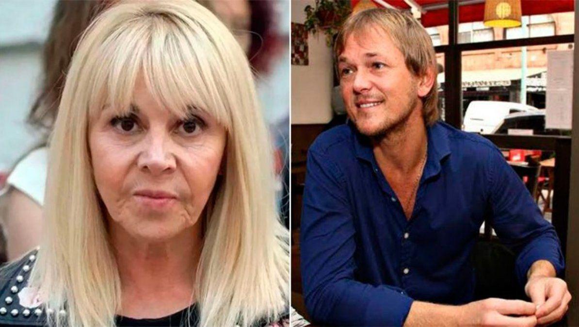 Claudia Villafañe habló sobre su separación de Jorge Taiana