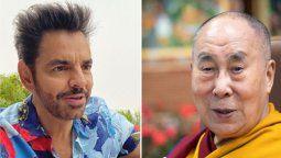 Eugenio Derbez y su entrevista con el Dalái Lama