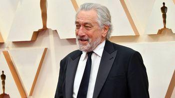El actor Robert De Niro debió viajar a Nueva York para ser atendido por su médico