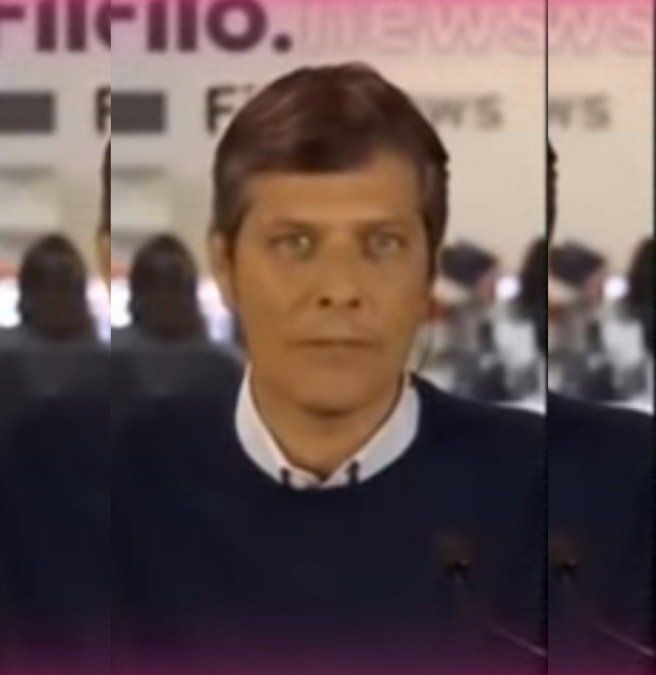 El video del primer noticiero de Pergolini en Instagram