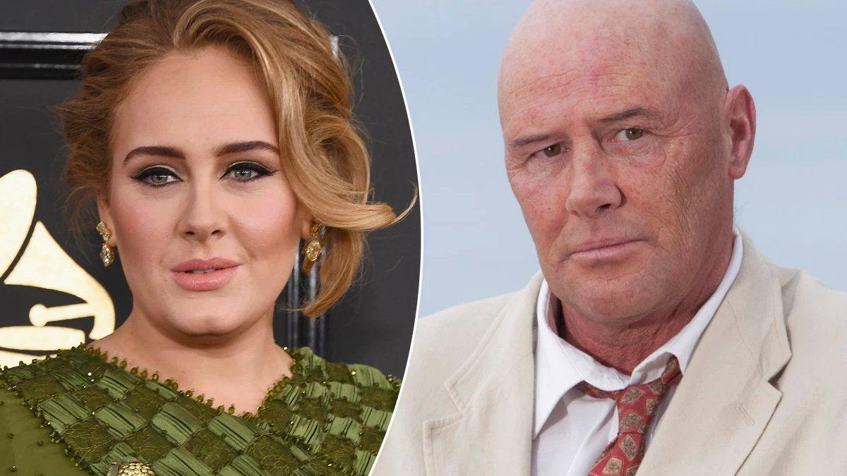 ¡Lamentable! Adele sufre la muerte de su padre