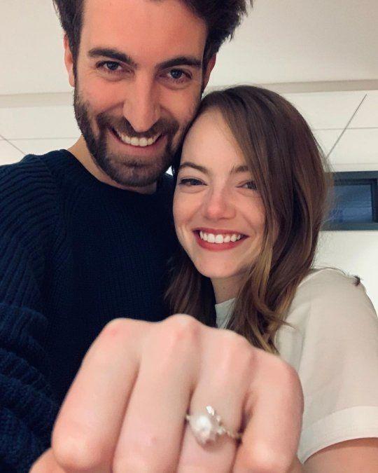 ¡Confirmado! Emma Stone está embarazada