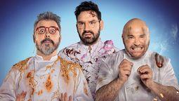 Arriba las Manos Chef, reality con el jurado de MasterChef