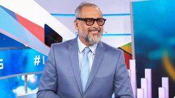 EL conductor de Intrusos Jorge Rial criticó los productos audiovisuales de Cris Morena