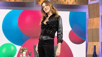 Verónica Lozano, conductora de Cortá por Lozano, de Telefe