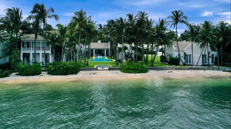 La nueva casa de Sylvester Stallone en Florida