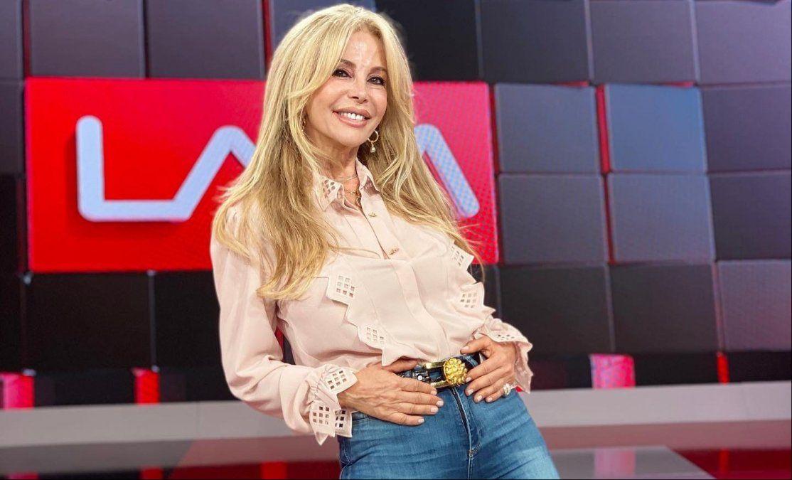 Graciela Alfano junto firmas para sacar a Yanina Latorre de los medios